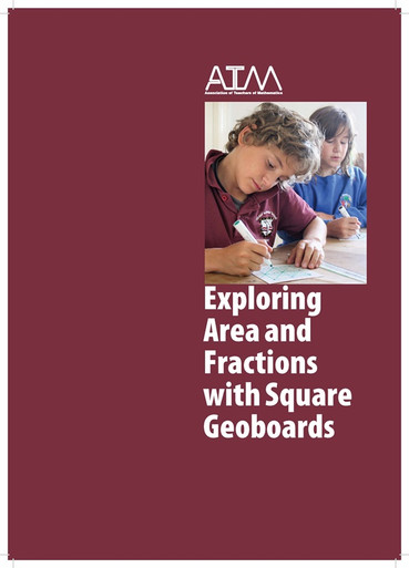 Exploring Area and Fractions with Square Geoboards