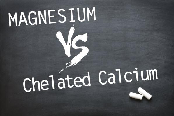 Magnesium horse calmers vs chelated calcium
