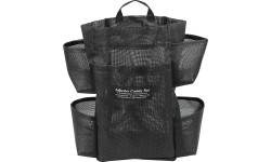 The Adjuster Caddy Bag holds the components of the Adjuster Caddy Set.