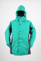 Waterproof Mens Osprey jacket Emerald