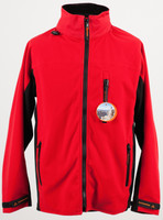 Seahawk Mens Waterproof Fleece Red