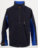 Seahawk Mens Waterproof Fleece Navy