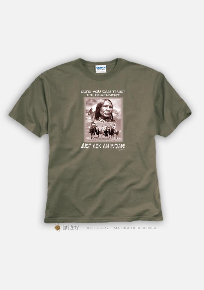 Just Ask, Crazy Horse