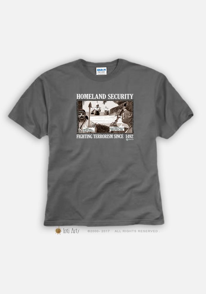 Homeland Security Taino