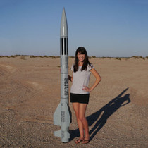 "5.5"" Fiberglass AGM-33 PIKE"