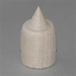 """Ramjet Nose Cone for 2.6"""" Bomarc (fits 2.2"""" body tube)"""
