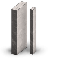 Rectangular Concrete Column