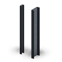Steel CC Channel Column