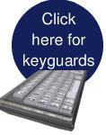 keyboard keyguards