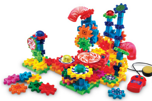 Switch It Up Toys : Gears switch adapted toy