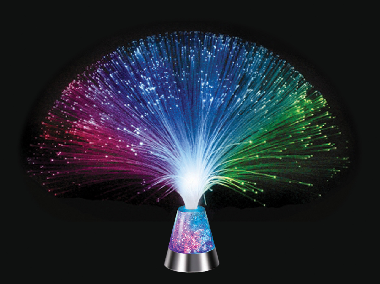 Switch Adapted Fiber Optic Light Up Toy For People With