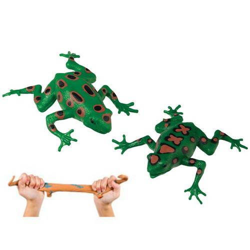 Squishimals Frog Sensory Fidget Toy For Autism Asd