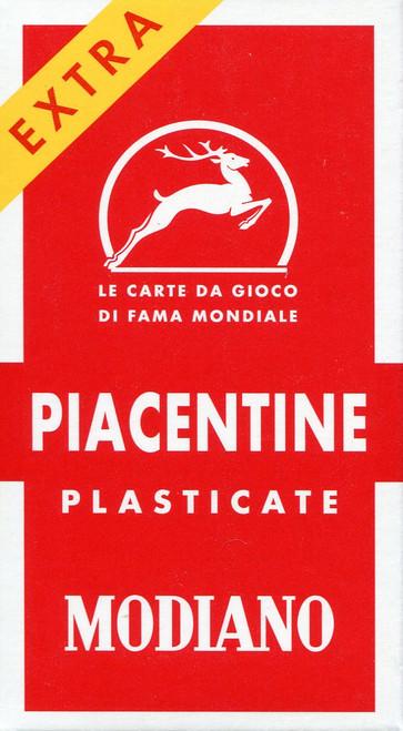 Piacentine, No. 25 Back Design