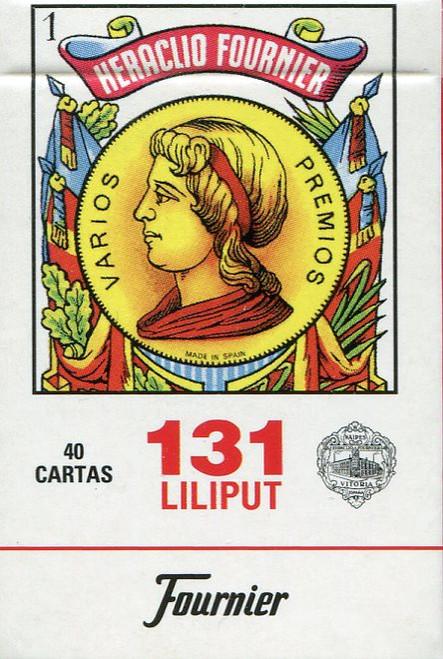 Baraja Española, Liliput