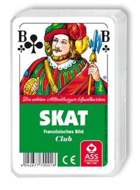 Skat, Französisches, Plastic Box