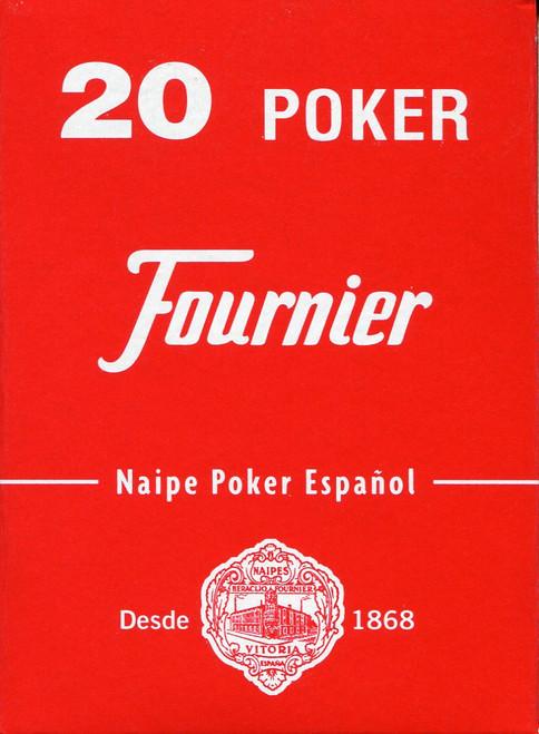 Poker Español, Red Back