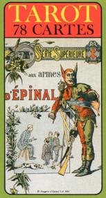 Tarot aux armes d'Épinal