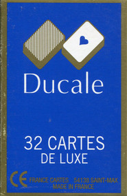 Belote Ducale, Tuck Box