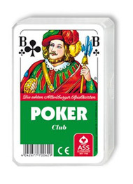 German Poker, Blue Back