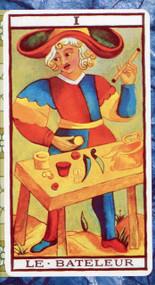 Tarot de Marseille, Fournier