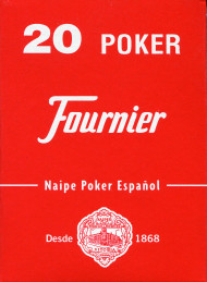 Poker Español, Red Back