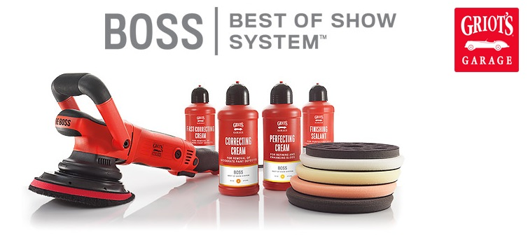 Griots Garage Boss - Best of Show