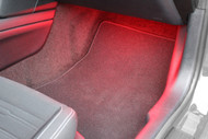 2005-2014 Ford Mustang Footwell Lighting Kit - Red