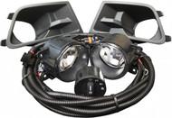 2010-2012 V6 Mustang OEM Style Fog Light Kit