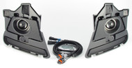 2013-2014 Mustang GT/CS Lower Valance Fog Light Kit