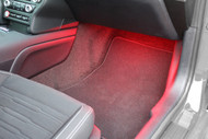 2015-2018 Ford Mustang Footwell Lighting Kit - RED