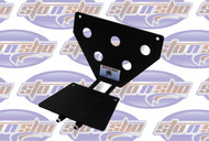 2007-2009 Ford Mustang Shelby GT500 - Removable Front License Plate Bracket STO N SHO