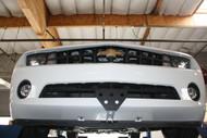 2010-2013 Chevrolet V6 Camaro - Quick Release Front License Plate Bracket STO N SHO