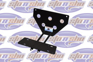 2010-2012 Ford Mustang GT V6 - Removable Front License Plate Bracket SNS4