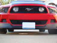 2013-2014 Ford Mustang RTR - Removable Front License Plate Bracket STO N SHO