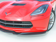 2014-2016 C7 Stingray, Z06, ACS-C7 Front Splitter