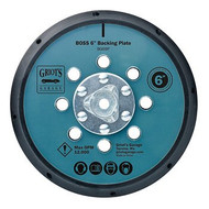 "Griot's Garage BOSS 6"" Backing Plate"