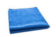 Edgeless Microfiber Polishing Towel - 16''x16'' - 350 gsm