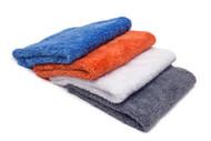 "Microfiber Korean Plush Microfiber Detailing Towel - Zero Edge - 16""x16"" 470gsm"