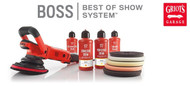 Griot's Garage THE BOSS™ G15, 15mm Long-Throw Orbital (Special Promotion) FREE Polisher Creams