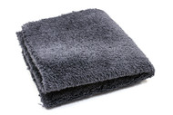 "Zero Edge Rinseless Car Wash Microfiber Towel 16""x16"" - 600gsm"