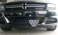 2015-2016 Dodge Charger SXT, R/T with adaptive cruise control - Quick Release Front License Plate Bracket SNS66b