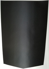Corvette C7 Vinyl Carbon Fiber Stinger Stripe