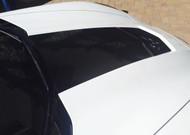 Corvette C7 Vinyl Hood Stinger Stripe Carbon flash Metallic
