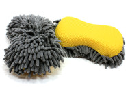 Microfiber Shagg Car Wash Sponge