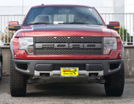 2010-2014 Ford Raptor - Removable Front License Plate Bracket STO N SHO