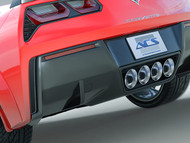 2014-2017 C7 Stingray, Grand Sport and Z06 Rear Diffuser Fins - 1 Per Side