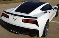 Corvette C7 Stingray Z51 Z06 Grandsport Roof Bar Blackout