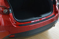 Universal Rubber Rear Bumper Protector Guard