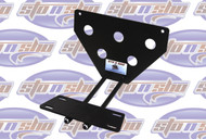 2013-2017 Honda Accord - Quick Release Front License Plate Bracket SHO N STO