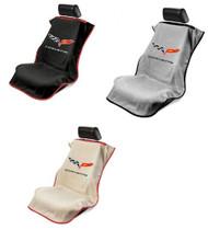 C6 Corvette Seat Armour Seat Towels